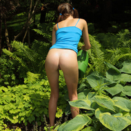 Pigtailed Botanist gets so Horny - pics 05