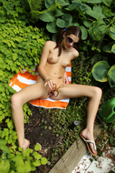 Pigtailed Botanist gets so Horny - pics 13
