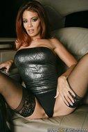 Pornstar Ryder Skye Stockings - pics 02