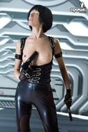 Angela Alice Resident Evil Nude - pics 06