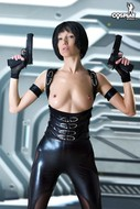 Angela Alice Resident Evil Nude - pics 07