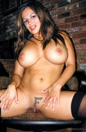 Awesome huge Boobed Milf cum - pics 06