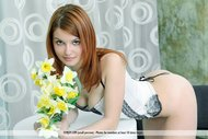 Awesome Redhead Babe Dina P - pics 02