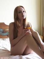 Small Titted Redhead Tasha Cognac - pics 00