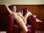 Big Boobed Marjana Open Pussy - pics 02