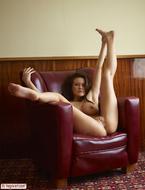 Big Boobed Marjana Open Pussy - pics 06