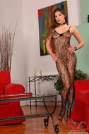 Gorgeous Pornstar Zafira Red High Heels - pics 06