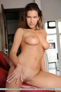 Tall Busty Beauty Posing Hot - pics 09
