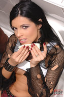 Cory Baby Swollen Cock in her Mouth - pics 14