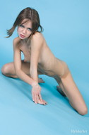 Gorgeous Small Tits Bunny Nude - pics 12