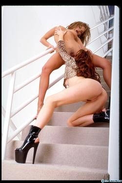 Aimee Sweet Alexis Winston Lesbians - pics 14