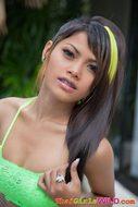Gorgeous First Time Thai Babe - pics 00