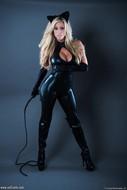 Xo Gisele in Skin Tight Catsuit - pics 00