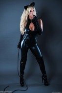 Xo Gisele in Skin Tight Catsuit - pics 04