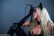 Xo Gisele in Skin Tight Catsuit - pics 06