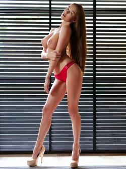 Incredibly Hot Busty Angel Loraine