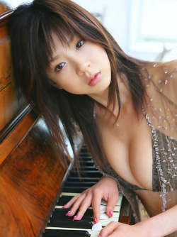Deep Down Innocent Looking Asian Girl Aki Hoshino Very Bad Girl