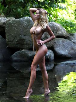 Beautiful Amber A: River Nymph