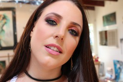 Angela White - Natural Big Boobs - pics 00