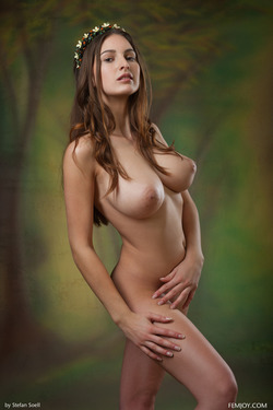 Busty Beauty Karla S - Breathtaking - pics 13