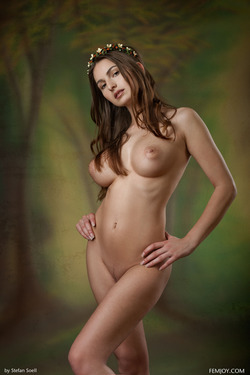 Busty Beauty Karla S - Breathtaking - pics 14