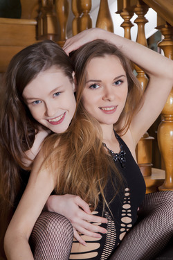 Emily Bloom and Katie A - Tanca - pics 02