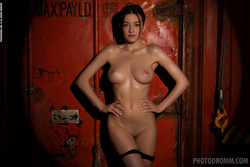 Oiled Busty Beauty Paris - Stronger - pics 06