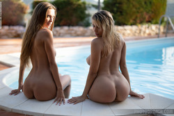Alina, Margot: Just the two of us - pics 11