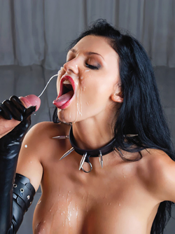 Delicious Hungarian Pornstar Aletta Ocean The Art of Cumshot