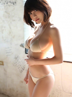 Dreamy Japanese Asuka Kishi Pretty Face and Amazing Boobs