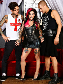 Joanna Angel Small Hands Xander Corvus
