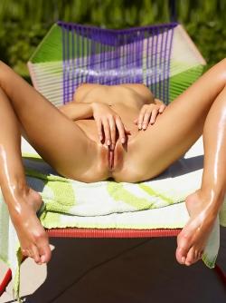 Naked ladies young latina