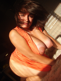Gorgeous Milf Big Natural Boobs