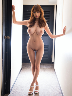 Incredibly Hot Japanese Babe Rion and her Great Oriental Boobies