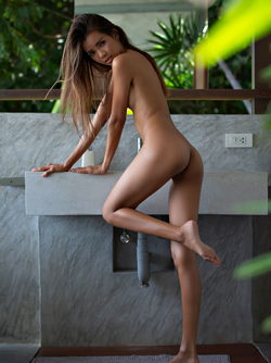 Maya Myra Simply Beautiful in her First Pictorial for Playboy Plus